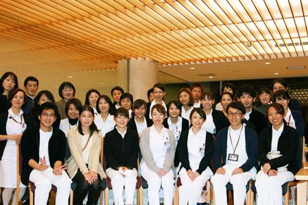 看護部の歩み | 看護部紹介 | 慶應義塾大学病院看護部